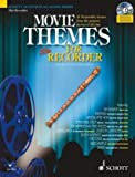 img - for Movie Themes for Alto Recorder: 12 Memorable Themes from the Greatest Movies of All Time (Schott Master Play-along Series) book / textbook / text book
