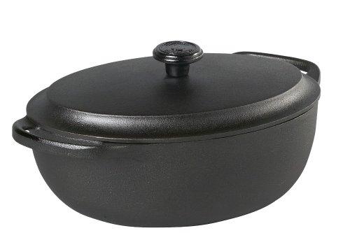 Cocotte en fonte ovale - 4 litres - Skeppshult