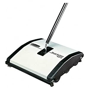 Rubbermaid(R) Dual Action Sweeper