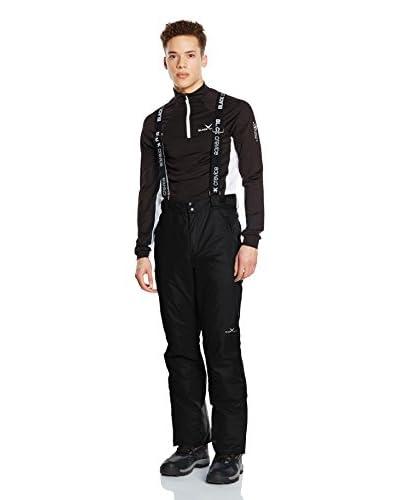 Black Crevice Pantalone da Sci [Blu]