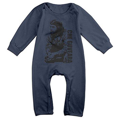 [ULEANDY El Che Baby Romper Longsleeve Jumpsuit Costume 12 Months] (Odd Squad Costume)
