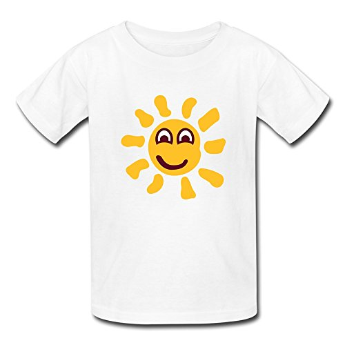 Cute Sunny Smile Babies' T-Shirts - Soft Comfortable