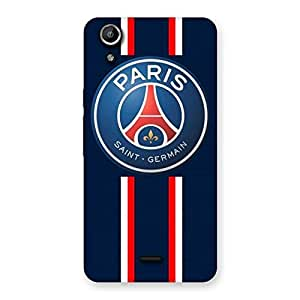 Delighted Paris Bar Back Case Cover for Micromax Canvas Selfie Lens Q345
