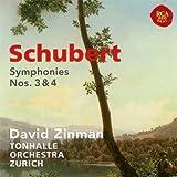 Schubert: Symphonies Nos. 3 & 4