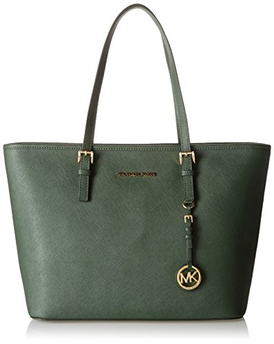 MICHAEL by Michael Kors Jet Set Travel Moss Bolso Shopping one size Moss
