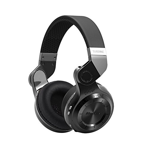 Click to buy Bluedio Bluetooth 4.1 Headset Turbine Hurricane T2S Wireless Stereo Headphones(Black) - From only $112.5