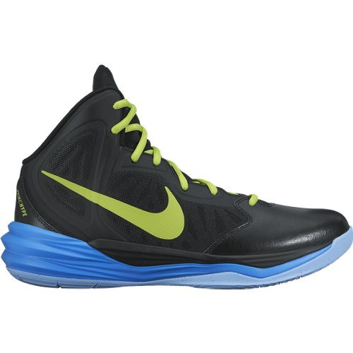 pictures of NIKE PRIME HYPE DF MEN'S BASKETBALL SHOES 683705-007 (US 11)