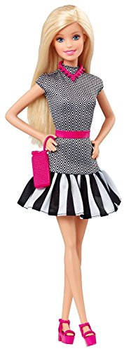 Barbie Fashionistas Barbie Doll #1