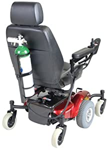 Drive Medical Ah2000 Power Mobility Oxygen Cylinder Tank Carrier