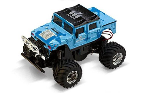 Mini Hummer Cross Country Electric Rc Remote Control Car Suvs 1:58 Rt@222Ch01L1