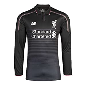 2015-2016 Liverpool Third Long Sleeve Shirt (Kids) from New Balance