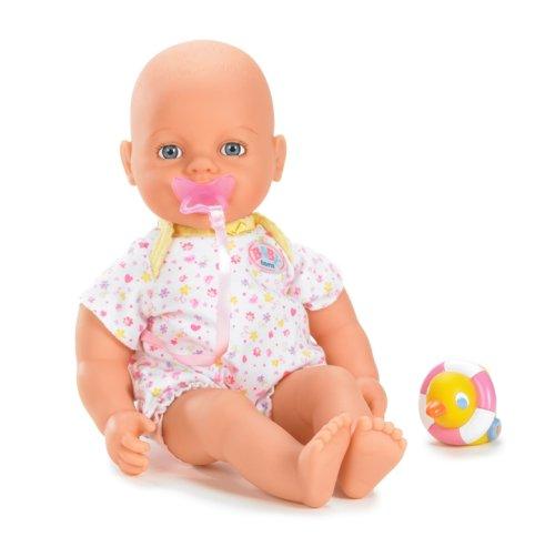 "Zapf Creation My Little Baby Born, 13"" White Doll"