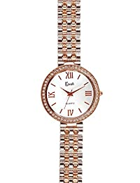 Cavalli Women's Two Tone -Silver/Gold Analog Watch