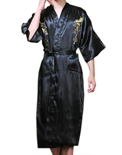 kimono herren drachen. Black Bedroom Furniture Sets. Home Design Ideas