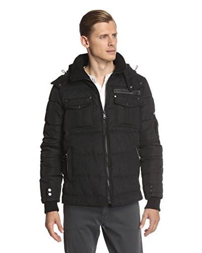 Sean John Men's Herringbone Oxford Jacket