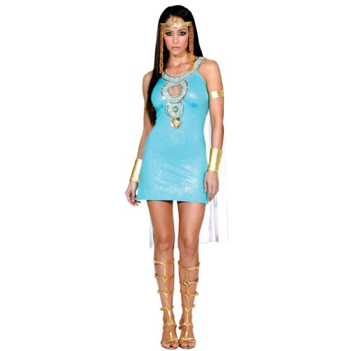 Dreamgirl Women's Queen of the Nile Costume