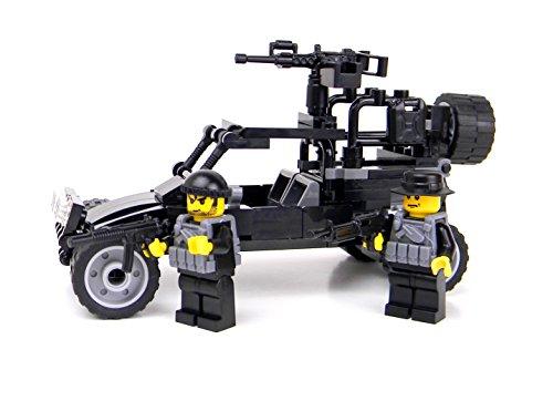 Navy Seal Desert Patrol Vehicle - Battle Brick Custom Set (Navy Seals Lego compare prices)