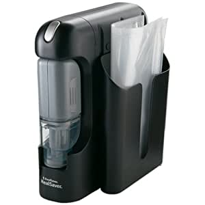 FoodSaver FSMSSY0210 MealSaver Compact Vacuum-Sealing System