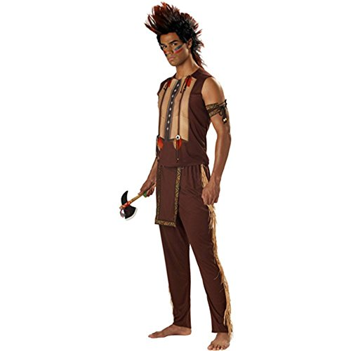 Noble Indian Warrior Adult Costume