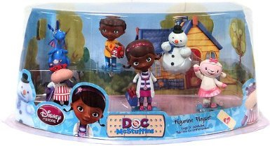Disney Junior Doc McStuffins Figurine Playset