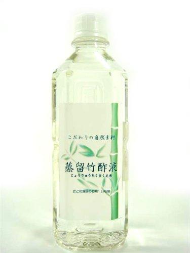 竹の恵 蒸留 竹酢液 100%原液 500ml