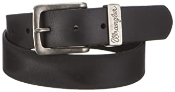 Wrangler W0080US01 Men's Belt Black 80
