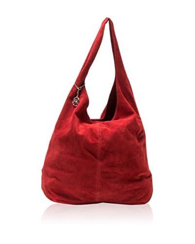 Roberta M Bolso tote  Rojo