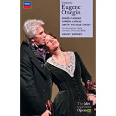 Tchaikovsky - Eugene Onegin (The Metropolitan Opera HD Live) [DVD] [Import]