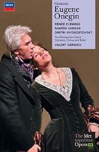 Tchaikovsky - Eugene Onegin (The Metropolitan Opera HD Live) [DVD] [Import]
