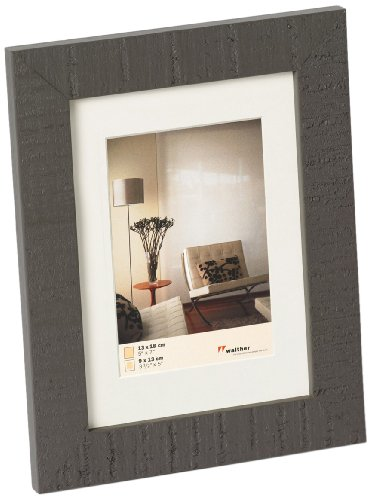 Walther Home HO318D Wooden Photo Frame 13 x 18 cm Grey