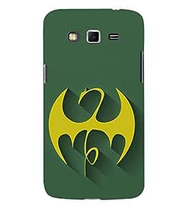 EPICCASE dragon fury Mobile Back Case Cover For Samsung Galaxy Grand Max (Designer Case)