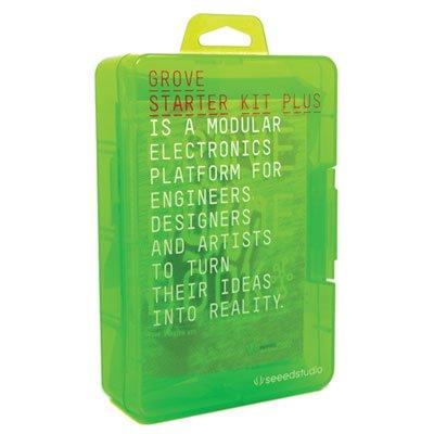 Grove - Starter Kit Plus (Grove Starter Kit compare prices)