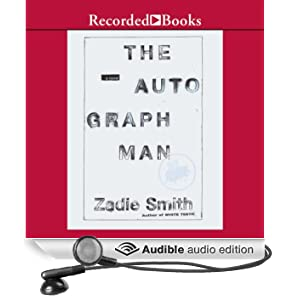 The Autograph Man (Unabridged)