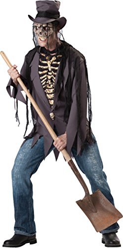 Morris Costumes Grave Robber 2B Adult Large