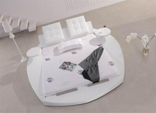 rundes bett kaufen qualit tsmerkmale und unterschiede. Black Bedroom Furniture Sets. Home Design Ideas