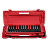 HOHNER ホーナー ファイヤーメロディカ 鍵盤ハーモニカ Fire Melodica C943274 RED