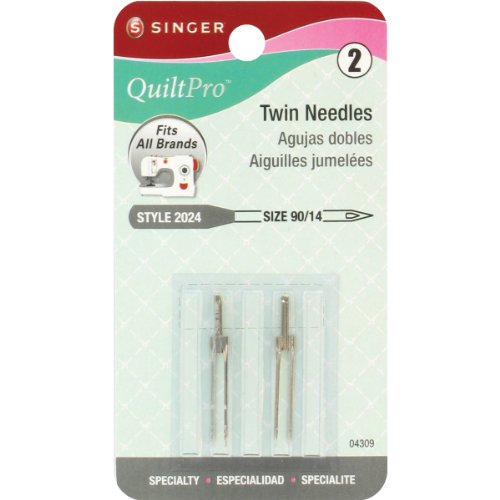 Singer Quilting Twin/Specialty Needles (Twin Needle Sewing compare prices)