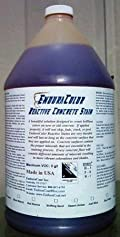 EnduraColor Reactive Concrete Stain - 1 Gallon