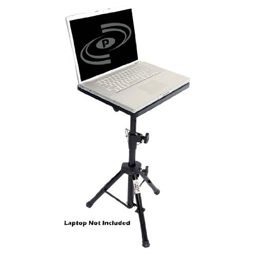 PylePro PLPTS4 Pro DJ Laptop Tripod Adjustable Stand For Notebook Computer Picture