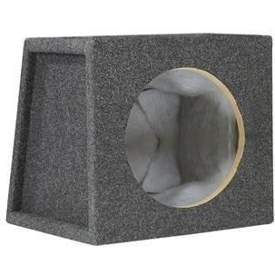 Scosche Se12 12-Inch Sealed Subwoofer Enclosure