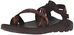 Chaco Men\'s Zcloud 2 Sport Sandal, Gobi Coffee, 8 M US
