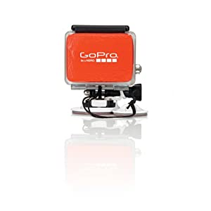 GoPro Floaty Backdoor HERO3+ Porte Flottante Rouge