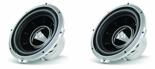 "2 Vm Audio Srw15 15"" 2400W Car Subwoofers Power Subs Woofer Dvc 4 Ohm 2400 Watt"