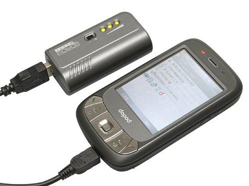 Just-Mobile - Power Pack - GRJMPP07 - Batterie de secours pour Pocket PC,...