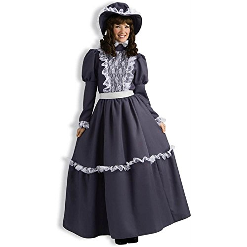 Southern Belle Prairie Lady Adult Costume - Standard front-818030