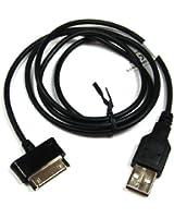 Cavo dati USB con funzione di caricamento per Samsung Galaxy Tab 2 10.1 P5100 ecc.