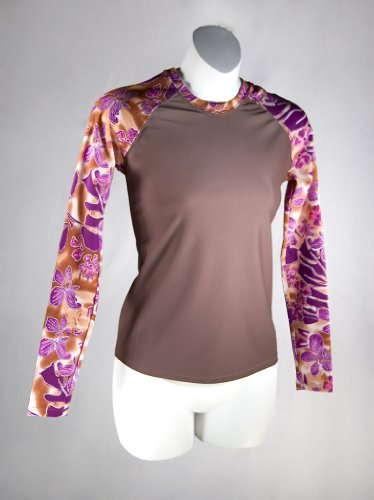 Kristy J UV Protective Long Sleeve Rashguard