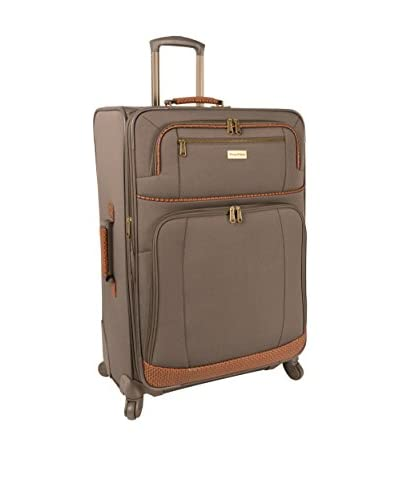 "Tommy Bahama Mojito 28"" Expandable Spinner, Brownstone"