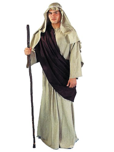 Mens theater Costume Shepherd Costume Wiseman Christmas Pagent Religious