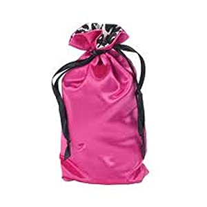 Sugar N Spice Boutique Sugar Sak Large Toy Bag, Pink